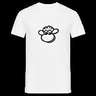 T-Shirts ~ Männer T-Shirt ~ Schafkopf T-Shirt