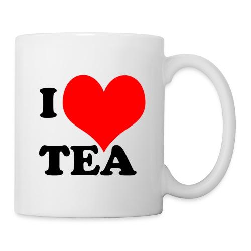 Mug - I Love tea mug