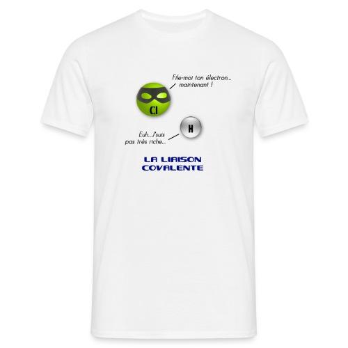Liaison covalente-H - T-shirt Homme