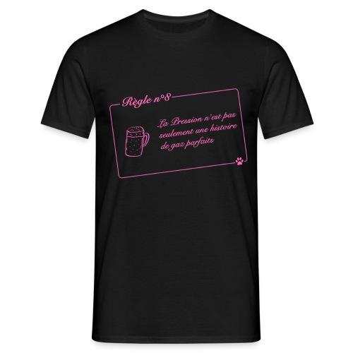 gaz parfaits-H - T-shirt Homme