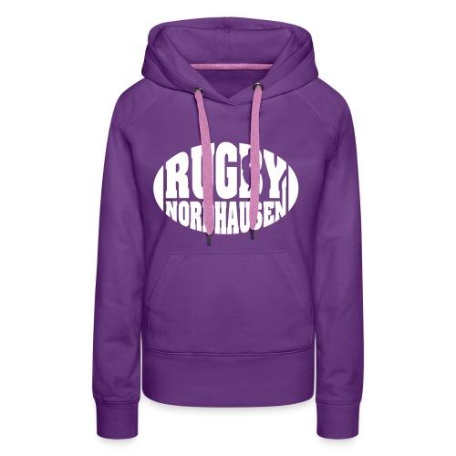 Girls Kapu Oval - Frauen Premium Hoodie