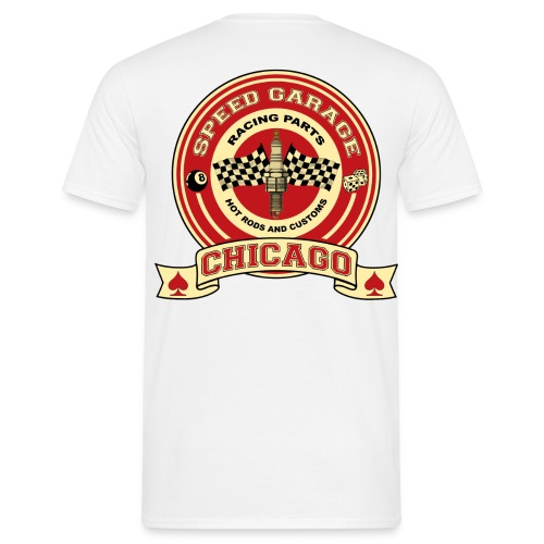 hot rod - T-shirt Homme