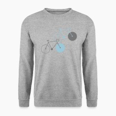 bike singlespeed fixie bicycle Hoodies & Sweatshirts
