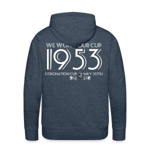 1953 Coronation Cup - Men's Premium Hoodie