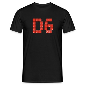 D6 in D6's - Men's T-Shirt