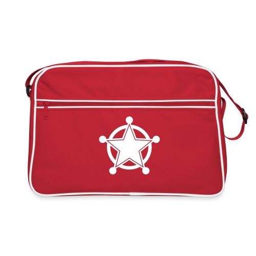 Retro Bag - Sheriff Stern - Retro Tasche
