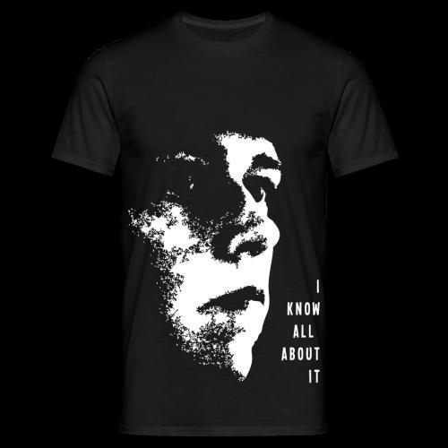 Gillian - T-shirt herr