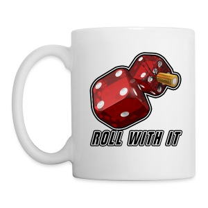 Roll With It Official Mug - Mug