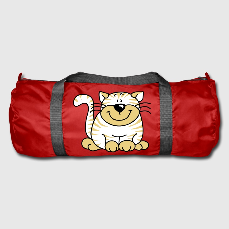 Fat Cat - Torba sportowa