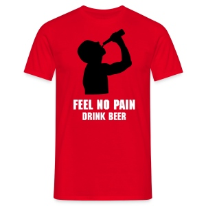 Feel No Pain Tee - Men's T-Shirt