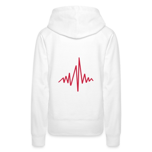 sound  - Sweat-shirt à capuche Premium pour femmes