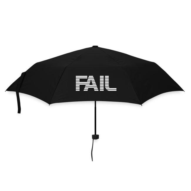 FAIL-Schirm