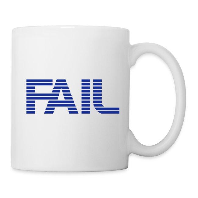 FAIL-Tasse