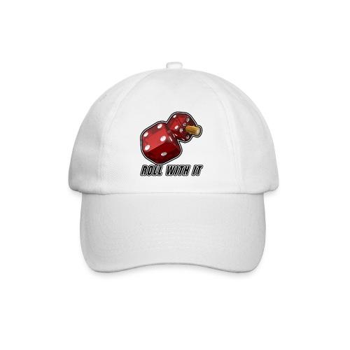 Roll With It -Baseball Cap - Baseball Cap