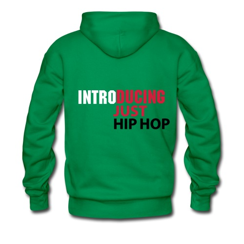 Introducing Just Hip Hop - Hoodie Men  - Men's Premium Hoodie