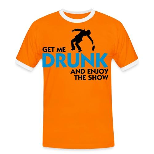Druken Dancer - Men's Ringer Shirt