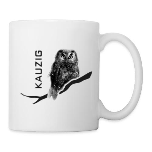 Tasse Eule kauz uhu  lustig Büro Tier Tiermotiv - Tasse