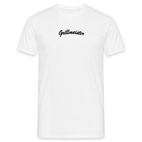 Männer T-Shirt - Männeshirt klassisch,Motiv Koch