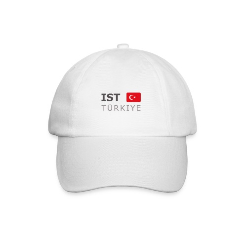 Base-Cap IST TÜRKIYE dark-lettered - Baseball Cap