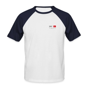 Baseball-Shirt IST TÜRKIYE dark-lettered - Men's Baseball T-Shirt