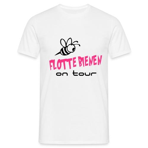Flotte Bienen - Männer T-Shirt