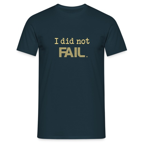 Alumni - Männer T-Shirt