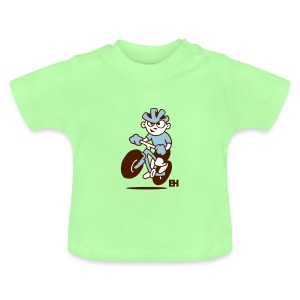 Mountainbiker - Baby T-shirt