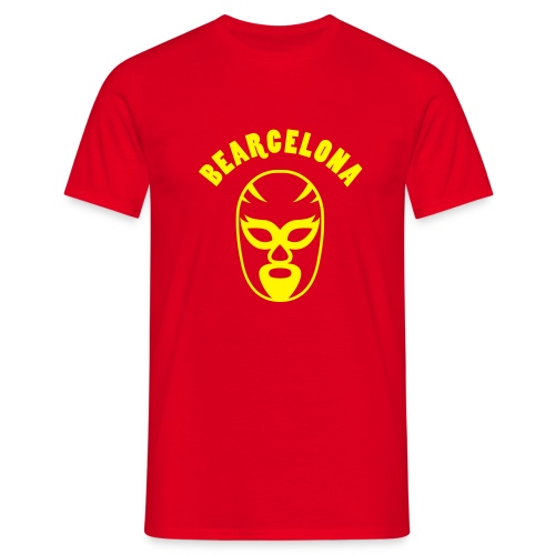 Bearcelona.XI - Men's T-Shirt