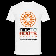 Camisetas ~ Camiseta hombre ~ R2R vertical