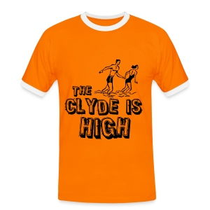 The Clyde Is High - Men's Ringer Shirt
