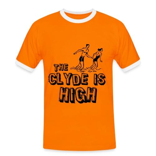 The Clyde Is High - Men's Ringer Shirt