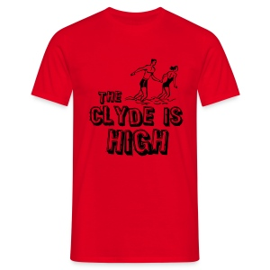 The Clyde Is High - Men's T-Shirt