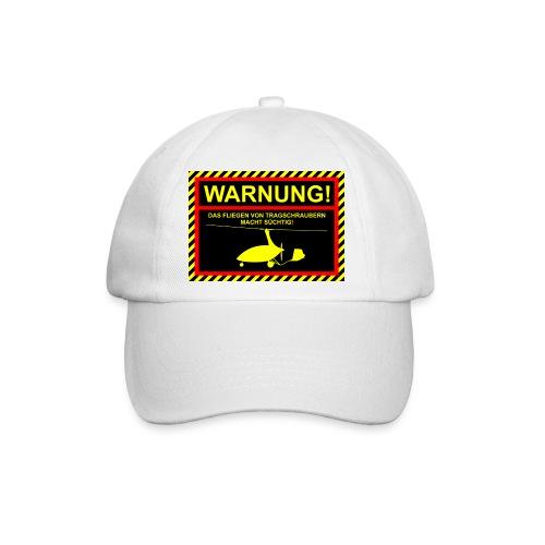Baseballkappe Warnung CALIDUS - Baseballkappe