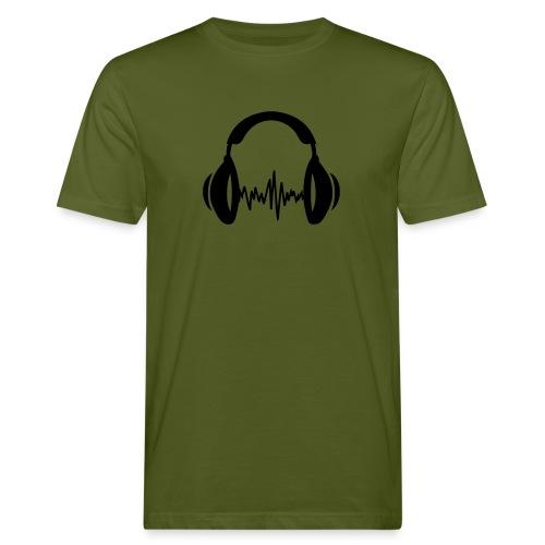 hör zu - Männer Bio-T-Shirt