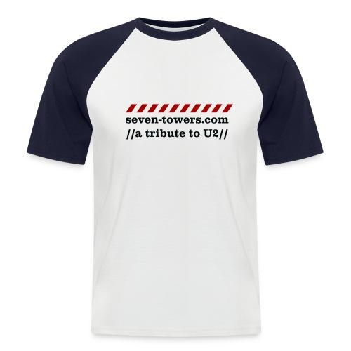 HTDAAB - Style - Men's Baseball T-Shirt