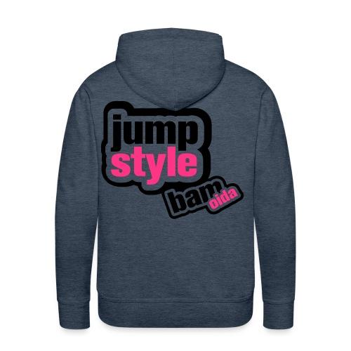 Jump with style - Männer Premium Hoodie