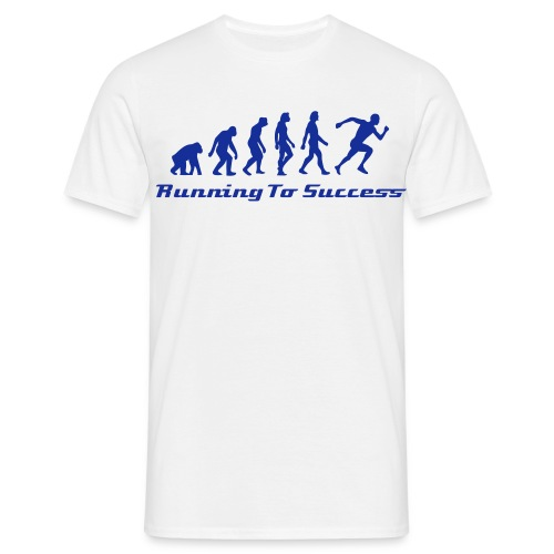 Running To Success - Men's T-Shirt