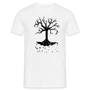 Tree - Mannen T-shirt