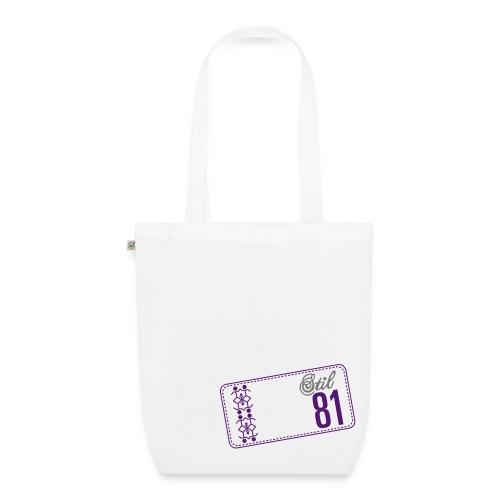 STIL 81 BAG - Bio-Stoffbeutel