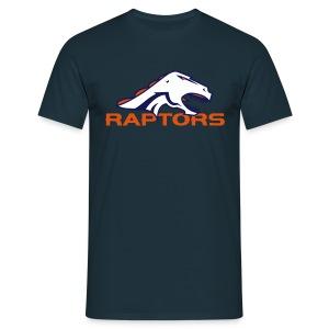 Eindhoven Raptors Shirt navy blauw - Mannen T-shirt