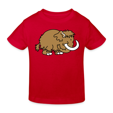 Little Mammoth Kids' Shirts