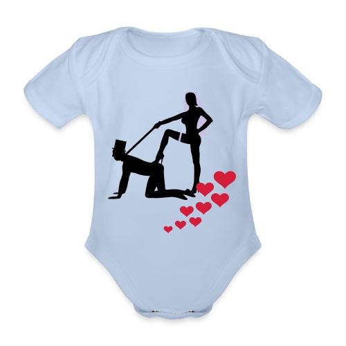 JM For Kids  - Baby Bio-Kurzarm-Body