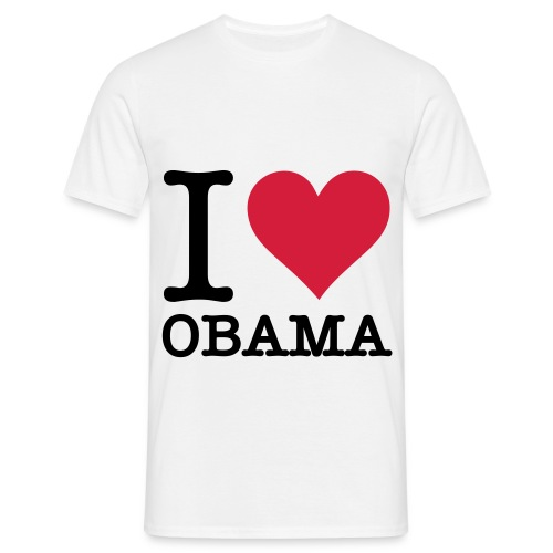 Obama - Maglietta da uomo