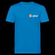 T-Shirts ~ Männer Bio-T-Shirt ~ Attac Logo Shirt