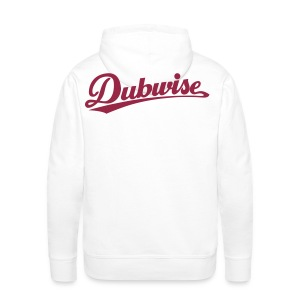 Just Dubwise (front and back) - Men's Premium Hoodie