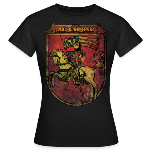 AlCapone Girly - Frauen T-Shirt