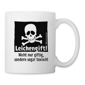 Leichengift-Tasse - Tasse