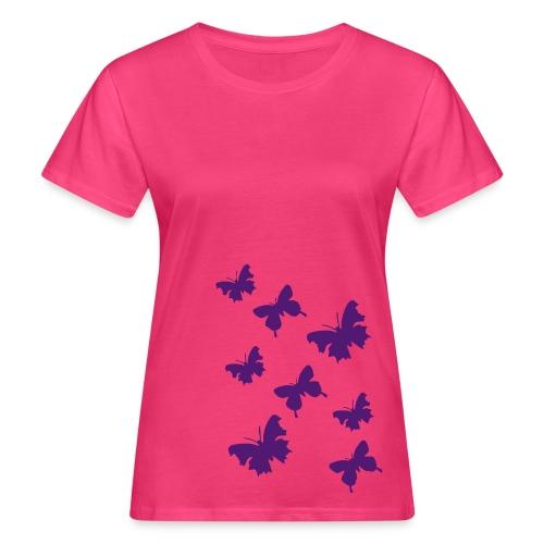 organic - T-shirt ecologica da donna
