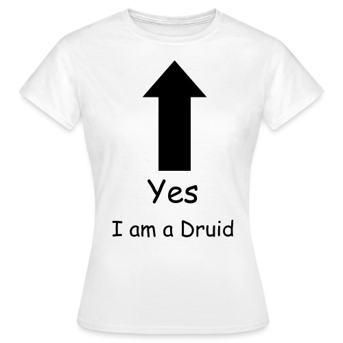 Women's Druid Shirt - Women's T-Shirt
