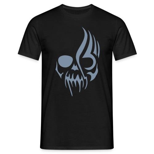 Future Bass & Mehr Druck Shirt_Silber - Männer T-Shirt